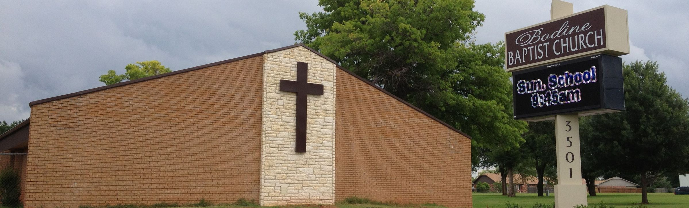 Bodine Baptist